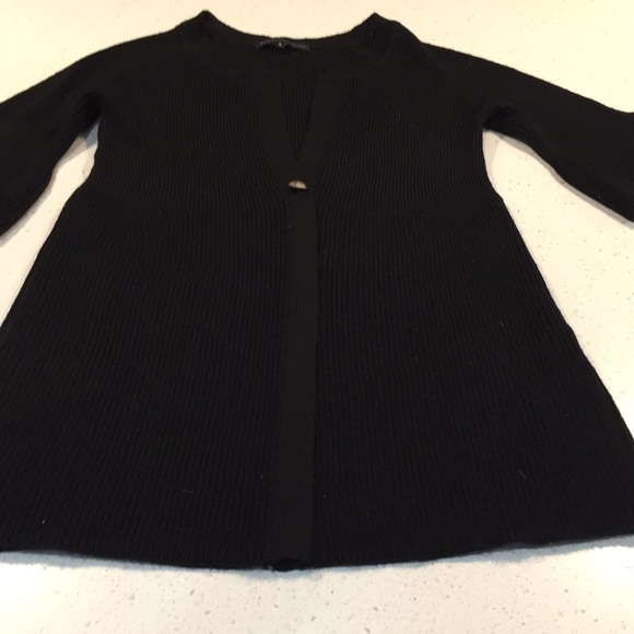 Marc By Marc Jacobs Sweaters - Marc Jacobs black wool blend cardigan sweater L